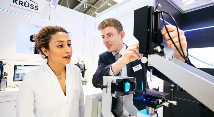 Environmental and food analysis are major topics at analytica, which will be held purely virtually in 2020.