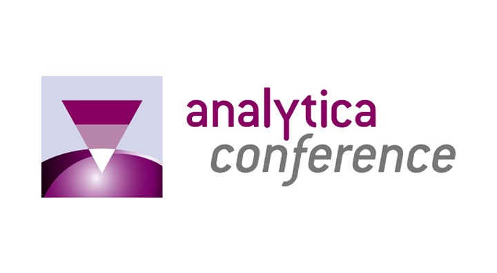 The virtual analytica conference 2020 offers more than 100 lectures